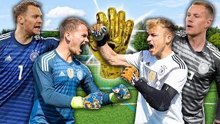 Neuer vs. Ter Stegen: THE Goalkeeper Battle ft. freekickerz