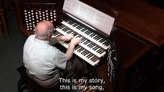 Doug Marshall plays Blessed Assurance by Robert Hebble