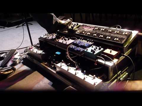 Gear, Rig, & Pedalboard Update - (Ambient Guitar Effects Tutorial)