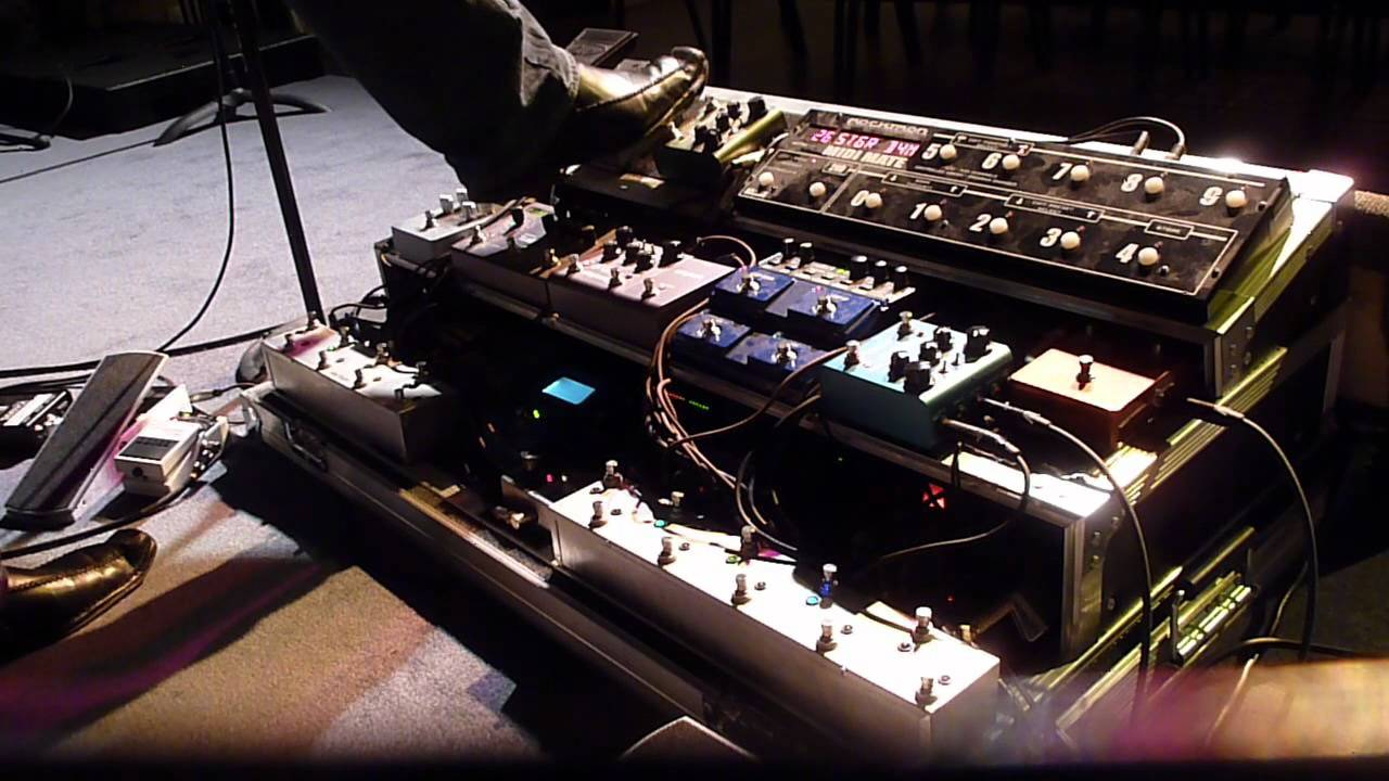 Ambient Guitar Pedals : gear rig pedalboard update ambient guitar effects tutorial youtube ~ Russianpoet.info Haus und Dekorationen