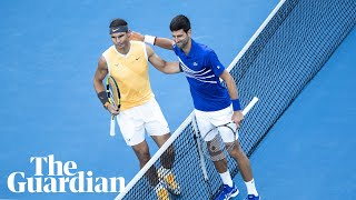 Rafael Nadal has said even his best tennis may have not been enough to beat a rampant Novak Djokovic in the Australian Open final. The Spaniard was ...
