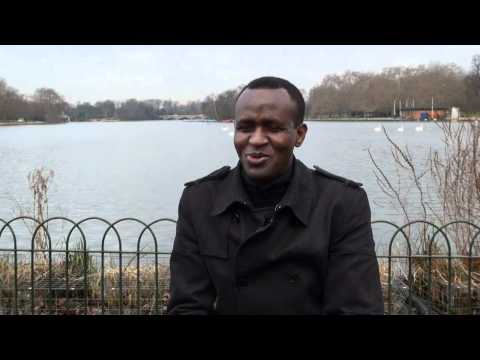 The runner  Somali amputee defies limits