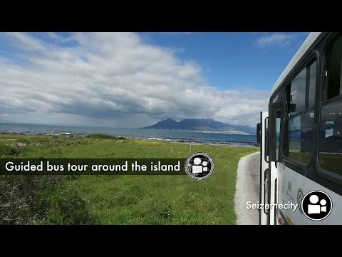 Full Day Robben Island & City Tour | Things to do Cape Town