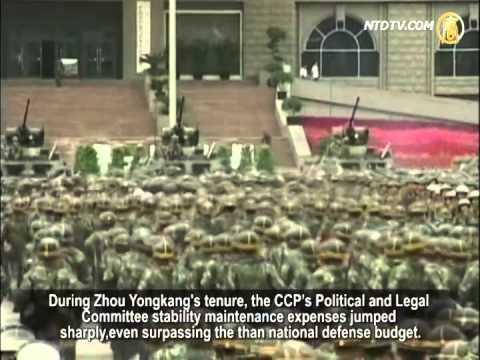 Zhou Yongkang Arrest -- Justice Or Political Blood Letting?