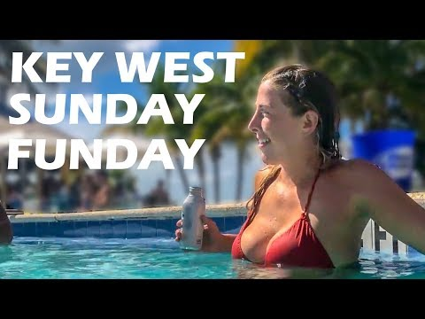Sunday Funday In Key West