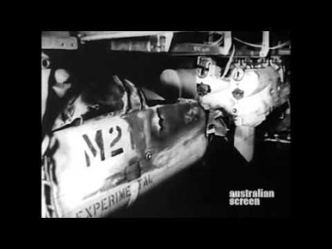 Ikara Anti Submarine Weapon