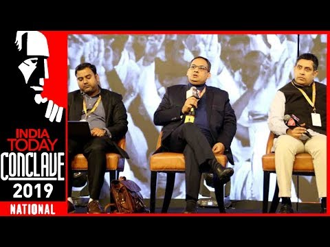 Who's winning #India2019 And Why? : Listen To What Top Number Crunchers Predict | IT Conclave 2019