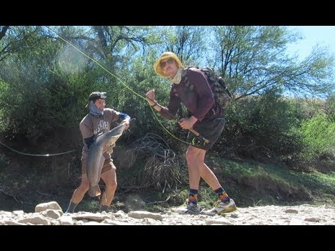 Catching Massive Baber(Catfish) | Orange River Part 2 | Fishing Ep 5