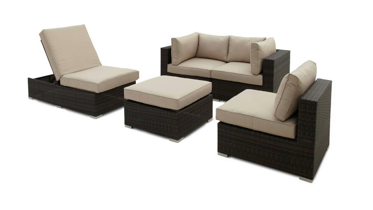 DFS Garden and Conservatory Sofa Group Overview