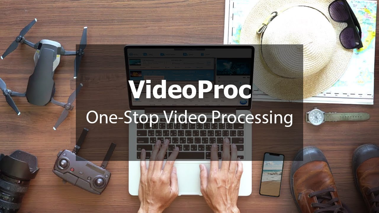 VideoProc facilitates 4K video processing on Mac with full