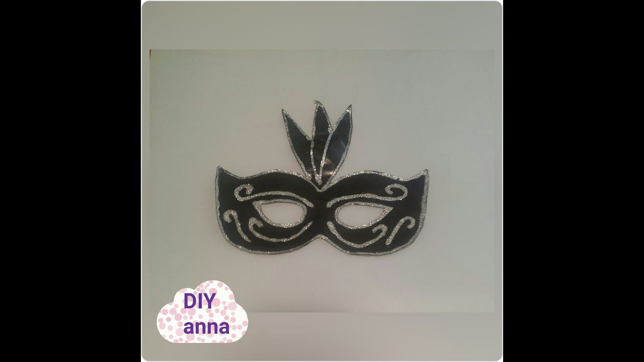 halloween mask craft ideas masquerade glitter decorations mask diy paper 4613