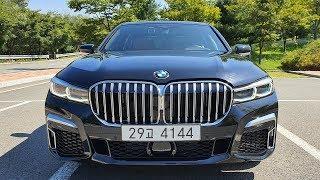 BMW 7시리즈 시승기 l 730Ld 디젤 l 벤츠 S…