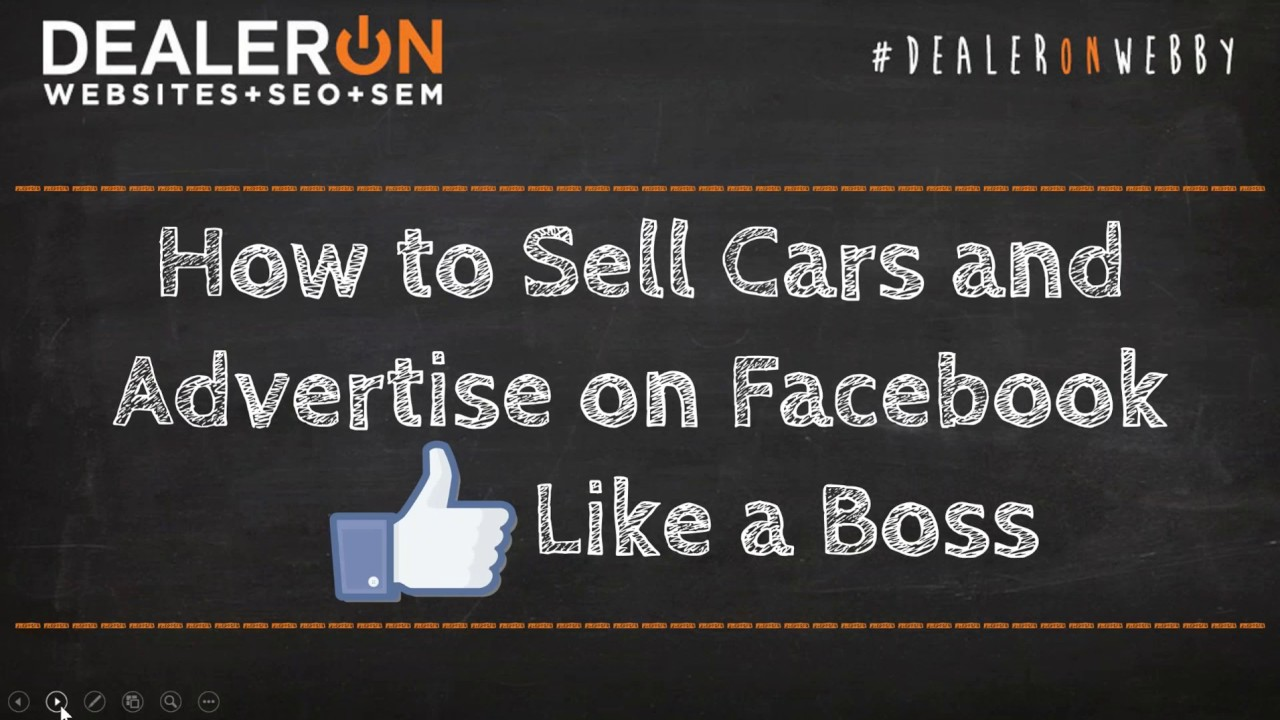 how to sell cars and advertise on facebook like a boss youtube. Black Bedroom Furniture Sets. Home Design Ideas