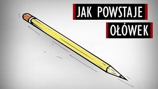 Ołówek - Jak To Powstaje? #1 [Kocham Rysować]