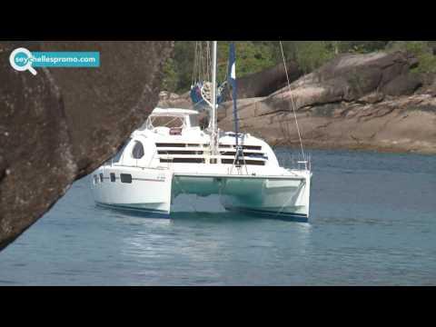 Seychelles #1 of the top beaches on Mahe - Anse Jasmin