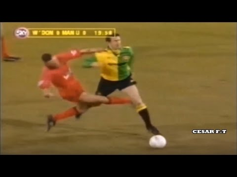 Vinnie Jones ● The Killer ● ¿El futbolista más violento de la historia?