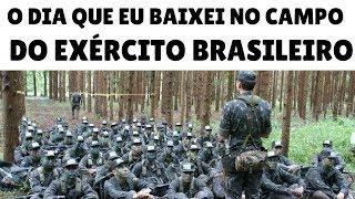 Baixar O DIA QUE EU BAIXEI NO CAMPO BÁSICO DO EXÉRCITO BRASILEIRO