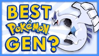 What is The Best Pokemon Generation? [Guide to Finding Out] ft. Eryizo