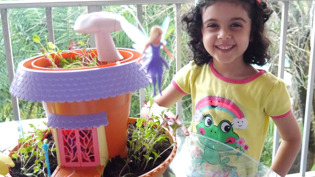 My Fairy Garden Magical Cottage Youtube