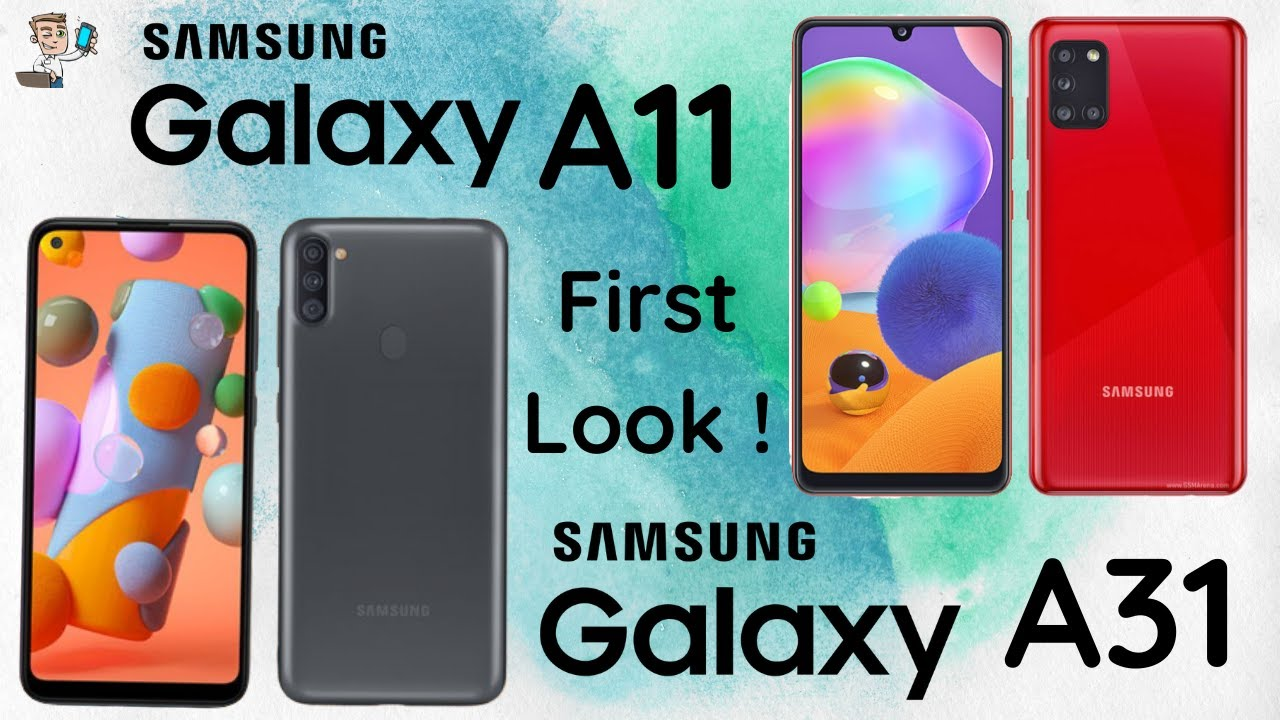 Photo of Samsung Galaxy A11 & A31 First Look | Samsung Galaxy A Series | Samsung Smartphones 2020 | PHONLY – سامسونج