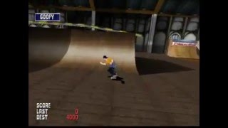 PSX ► PS1 ► MTV Sports - Skateboarding featuring Andy MacDonald