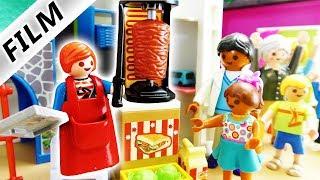 Playmobil Film Deutsch - JULIANS EIGENER DÖNERLADEN! KINDERZIMMER WIRD ZUM IMBISS! Familie Vogel