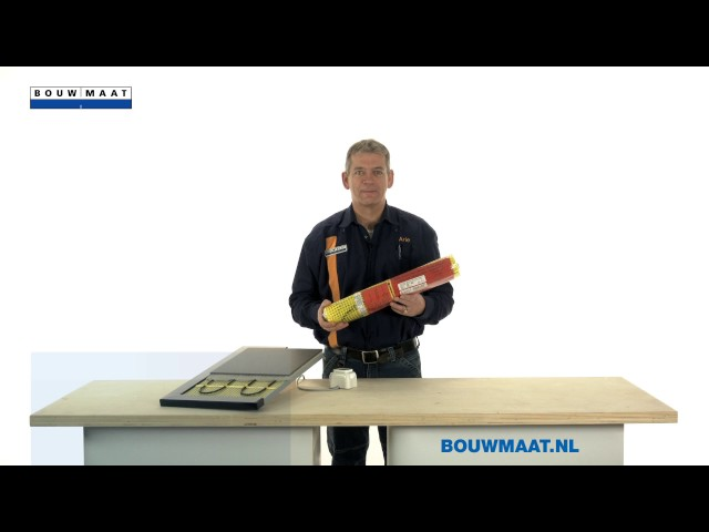 Magnum mat met X-treme Control thermostaat