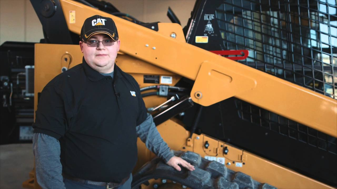 How to Check Grease Points on a Cat Machine - Foley Equipment Tech Tips