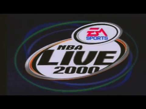NBA Live 2000 video game Historical Trailer