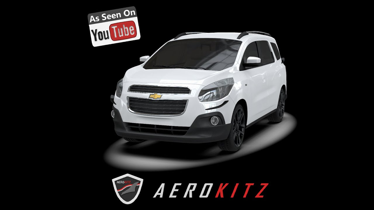 Aerokitz, Aksesoris Modifikasi Chevrolet Spin (Energic