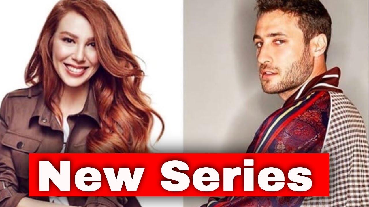 Elçin Sangu and Ozan Dolunay in the new series