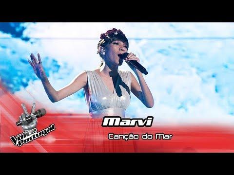 Marvi - 'Canção do Mar'   Final   The Voice Portugal