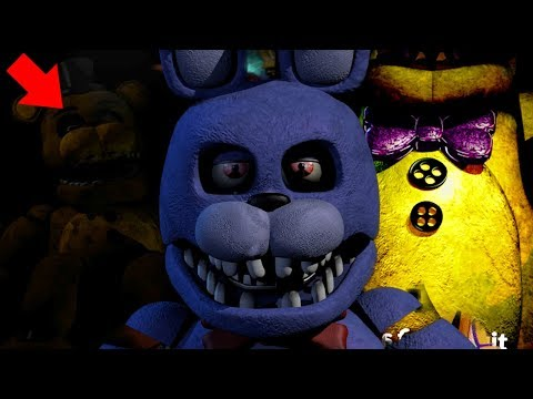 HE USED THIS ANIMATRONIC SUIT TO KILL HER... || FNAF Fredbear's Pizzeria Management
