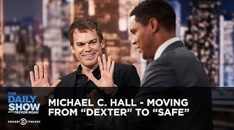 """Michael C. Hall - Moving From """"Dexter"""" To """"Safe""""   The Daily Show"""