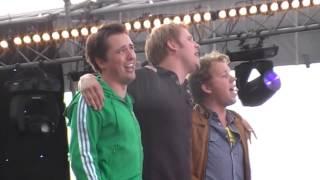De Jantjes - Medley Musical Sing-A-Long (26-08-2012)