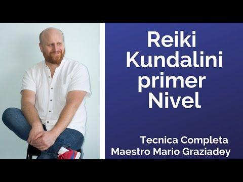 Reiki Kundalini Nivel 1 - Técnica completa