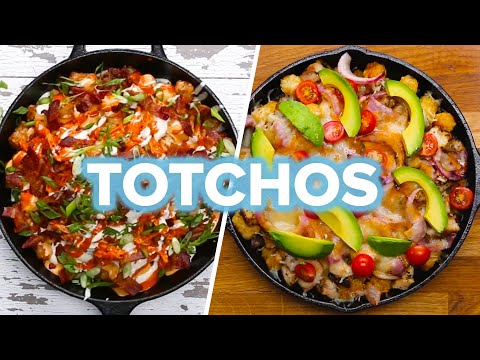 Download Youtube: Loaded Tater Tot Nachos