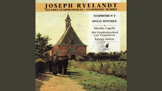 Idylle Mystique pour Soprano et Orchestre, Op. 30 WW 23: III. La Rencontre