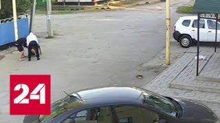 Неравный бой: почему полиция не задержала ростовского боксера, избившего москвича - Россия 24