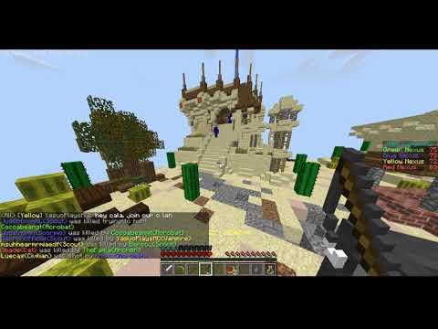 """Minecraft Annihilation Episode 8 """"IM BACK!!!"""""""