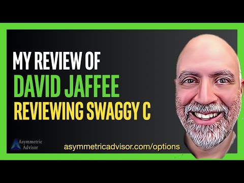 My Review Of David Jaffee Reviewing Swaggy C