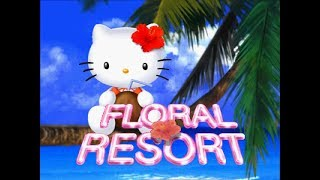 Let's Play: Hello Kitty's Cube Frenzy! (Part 1 Floral Resort Stages 1-3)