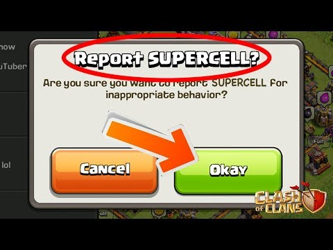 7 Buttons That You Are Forbidden To Touch In Clash of Clans