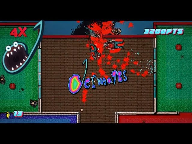 Jerma Streams - Hotline Miami 2: Wrong Number (Part 2 Finale)