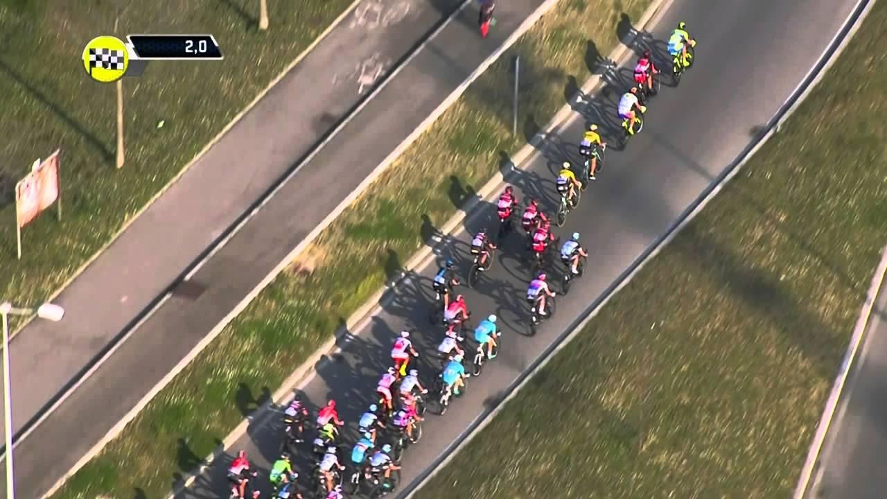 f5e42bf6cda Tirreno-Adriatico 2015: Stage 3 Highlights - YouTube