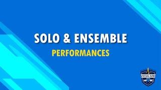 MIVBC 2020 - SOLO & ENSEMBLE PERFORMANCES - SESSION 1