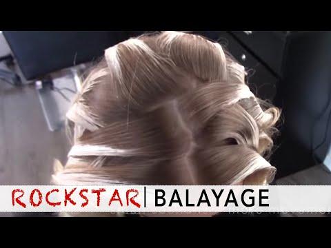 Rockstar Balayage Pattern
