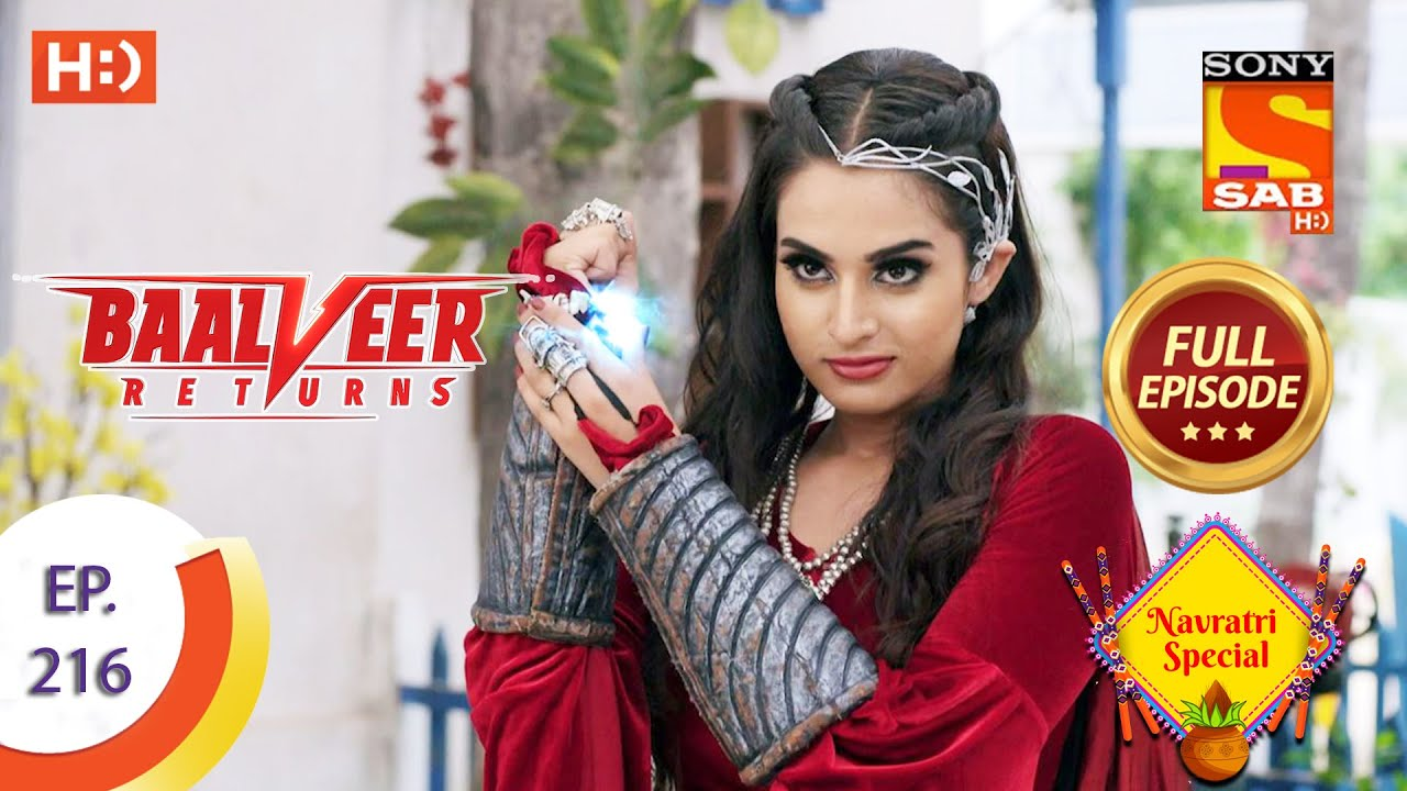 Download Baalveer Returns - Ep 216 - Full Episode - 20th October 2020