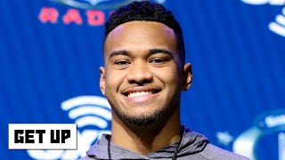 Tua Tagovailoa's test results show his hip has healed ahead of the NFL draft | Get Up