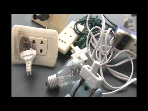 Circuito Zapatilla Electrica : Recomendaciones para evitar incendios por corto circuito youtube
